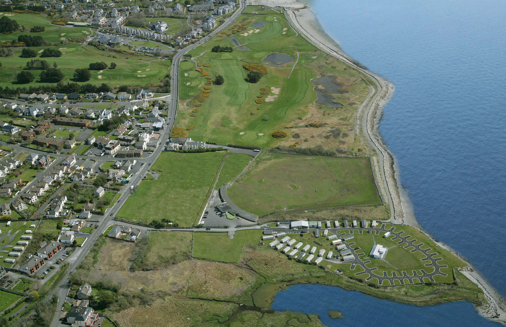 Salthill Car Park Golf course topW